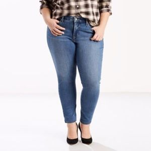 Size 24 310 Shaping Super Skinny Jeans